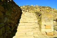 forntida stadsutgrävningar arkivbilder