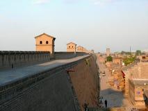 Forntida stadsvägg Royaltyfri Bild