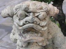 forntida staty Fotografering för Bildbyråer