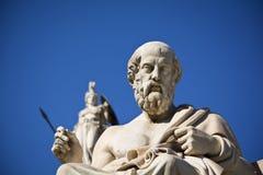 forntida statyer Arkivfoton