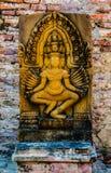 Forntida stencarvings Royaltyfri Foto