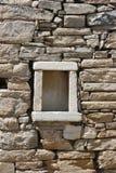 forntida stenvägg Royaltyfri Fotografi
