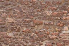 forntida stenvägg arkivbilder