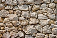 forntida stenvägg Royaltyfria Foton