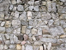 forntida stenvägg Royaltyfri Bild