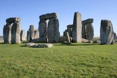forntida stonehenge royaltyfri fotografi