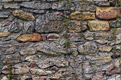 Forntida stonework Arkivbilder