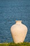 forntida stor grekisk stilvase Royaltyfria Foton