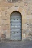 Forntida struken dörr Royaltyfri Foto