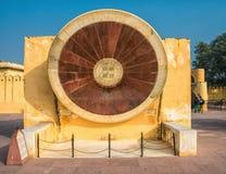 forntida sundial Arkivbild