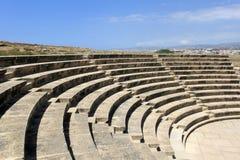 forntida teater Royaltyfri Foto