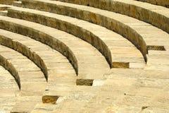forntida teater fotografering för bildbyråer