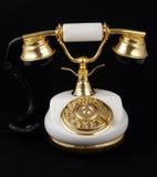 forntida telefon Royaltyfri Bild