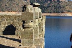 forntida tempel Royaltyfria Foton