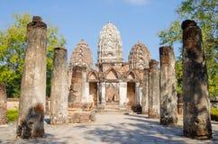 forntida tempel Royaltyfria Bilder