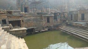 forntida tempel Arkivfoto