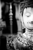 Forntida thai utformar Arkivfoto
