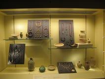 Forntida tillbehör från Anatolien Arkivfoto