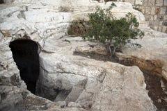 Forntida Tomb royaltyfri fotografi