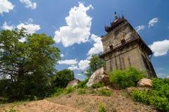 forntida torn Royaltyfri Bild