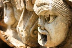 Forntida ull, Myra, Turkiet Arkivbild