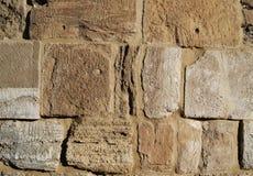 Forntida väggar Royaltyfria Bilder