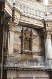 Forntida väl i Ahmedabad, Indien, 2016 arkivbilder