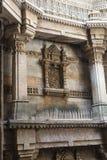 Forntida väl i Ahmedabad, Indien fotografering för bildbyråer