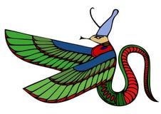 forntida varelse egypt stock illustrationer