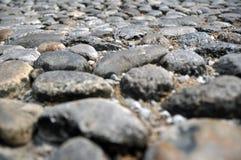 forntida walkway för sten 2 Arkivfoton