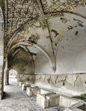 Forntida washhouse Arkivbilder