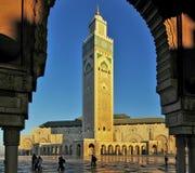 Forntider av forntida Marocko Arkivbild