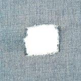 Foro dei jeans Fotografia Stock Libera da Diritti