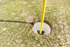 Foro del campo da giuoco del campo da golf Immagini Stock Libere da Diritti