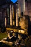 Foro di Cesare History City Rome Empire stock photos