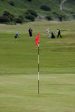 Foro di golf Fotografie Stock Libere da Diritti