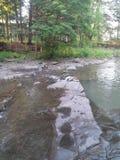 Foro di nuoto di Woodstock Immagine Stock Libera da Diritti