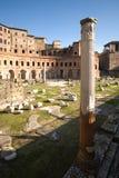 Foro di Traiano Stock Photo