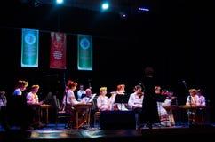 Foro internacional de la música tradicional y del folclore Imágenes de archivo libres de regalías