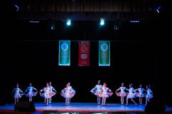 Foro internacional de la música tradicional y del folclore Foto de archivo libre de regalías