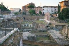 Foro Romano royaltyfri fotografi