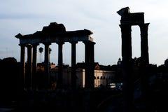 Foro romano Imagen de archivo