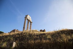Foro romano Fotografia Stock