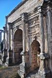 Foro romano Imágenes de archivo libres de regalías