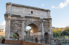 Foro Romano Royalty Free Stock Photos