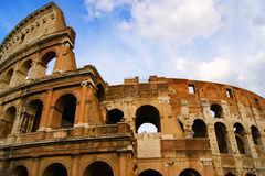 Foro romano del Th Foto de archivo libre de regalías