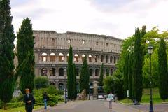 Foro romano del Th Fotografía de archivo