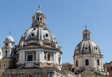 Foro romano, Italia Fotos de archivo libres de regalías