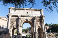 Foro Romano Royalty Free Stock Photography