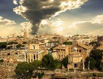 Foro Romano. Rome. Italy. Royalty Free Stock Image